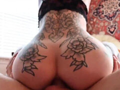 Tatuaje Anal. Ver Anal Tatto en Ahora! - Ninfa Gatita, Tatuaje, Sexo Anal, Amateur, Porno Anal