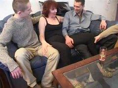 Exótico Amateur video Con Gangbang, escenas de Sexo en grupo,